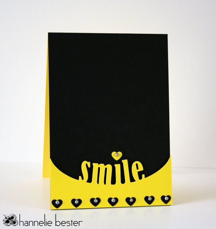 Smile card CAS