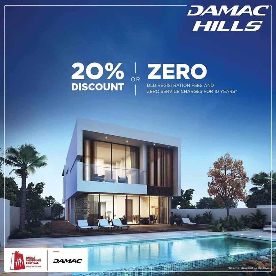 BUY YOUR LUXURY HOMES FROM DAMAC PROPERTIES, DUBAI.