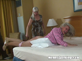 009 An Old Fashioned Spanking