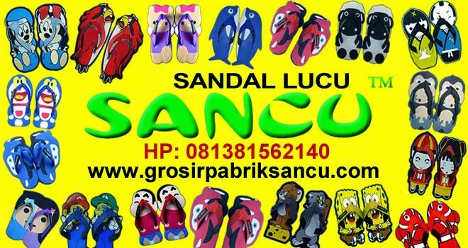 grosir sancu sandal