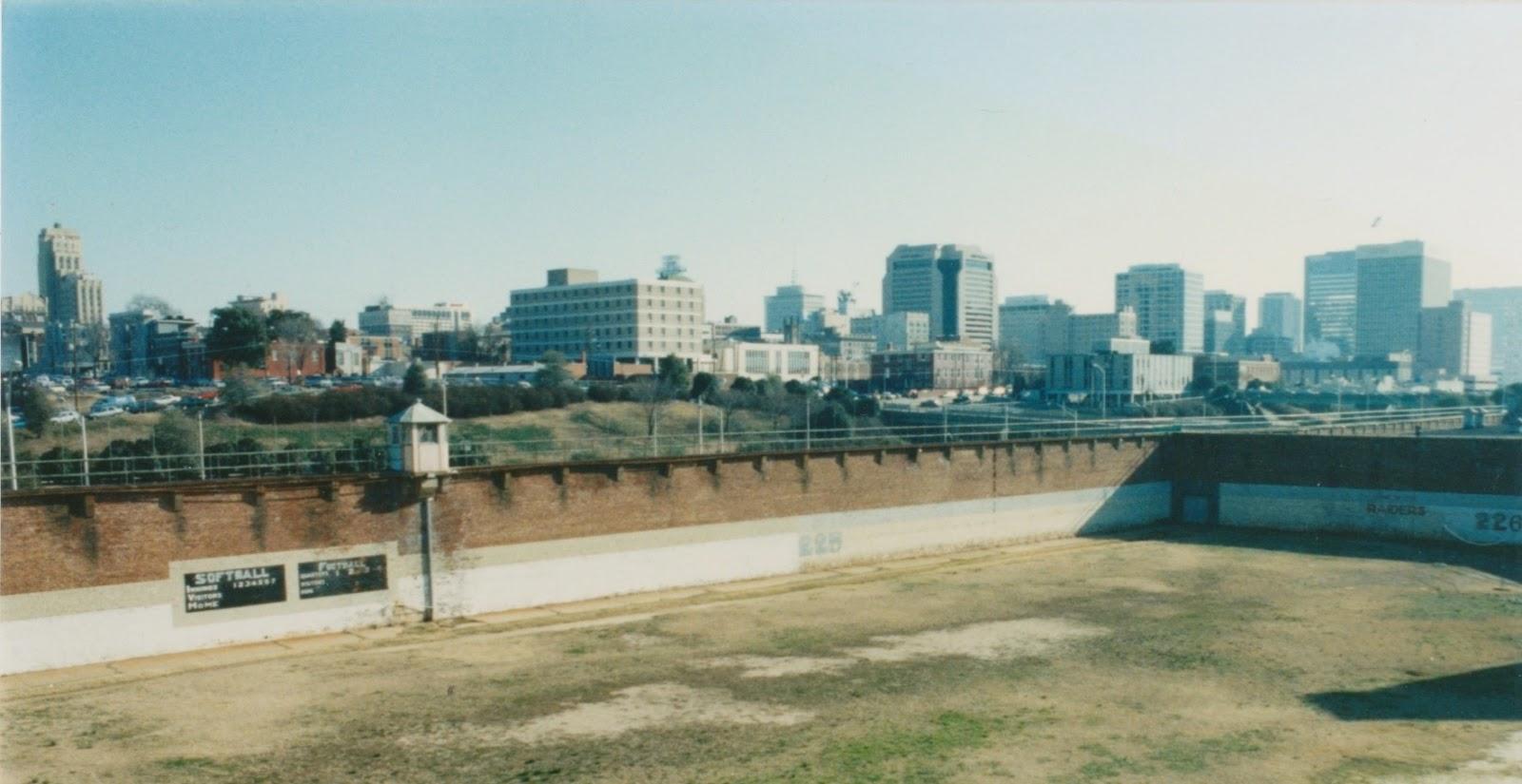 The Virginia Penitentiary In Richmond, January 1991
