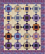 Free pattern! Diamond Box