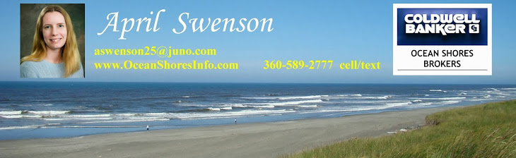 Ocean Shores and North Beach Real Estate along the Washington Coast