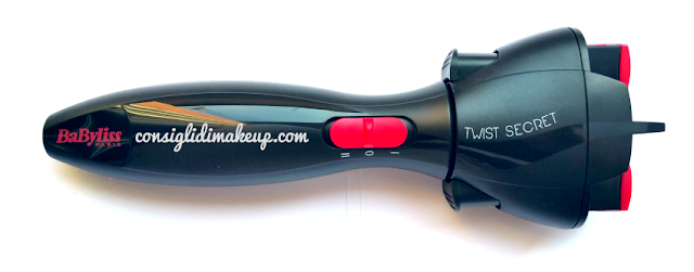 recensione babyliss twist secret