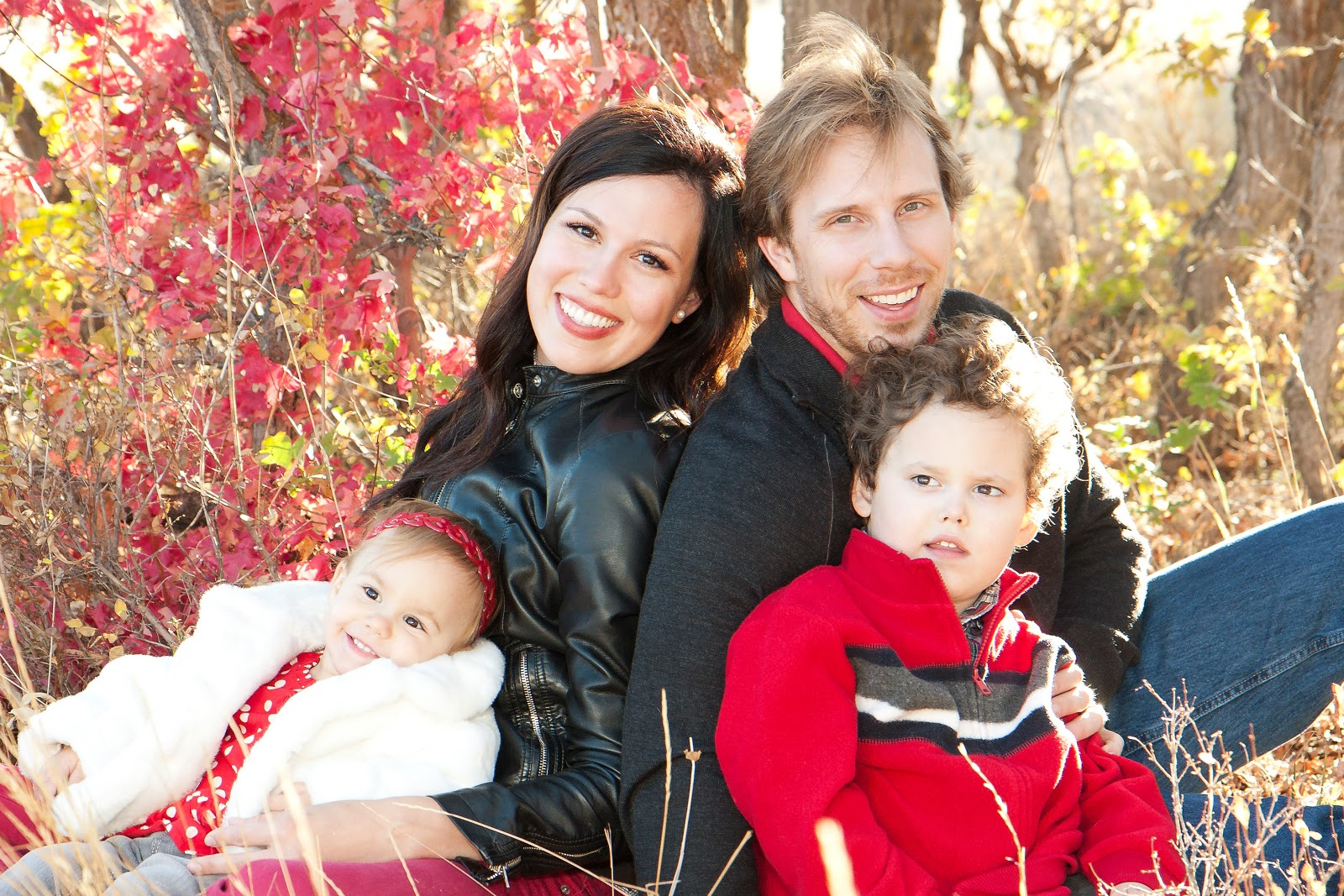 Matt Might and family: users of genetic testing