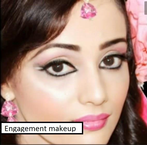 Engagement makeup 2015 video