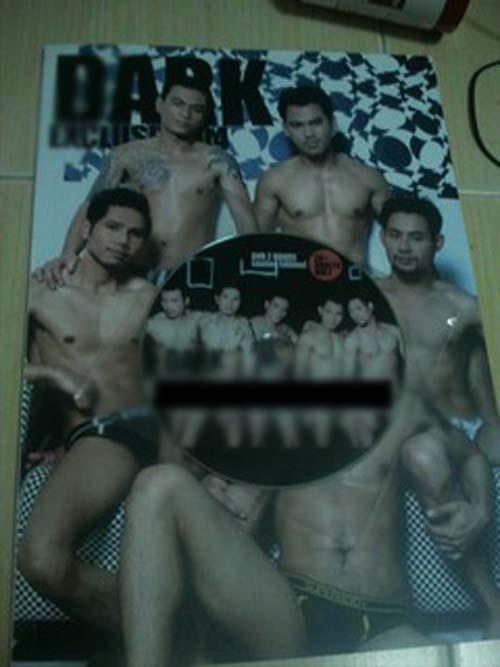 Thailand male magazine