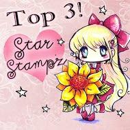 9-12-2019 in top 3 bij StarStampzchallenge #4
