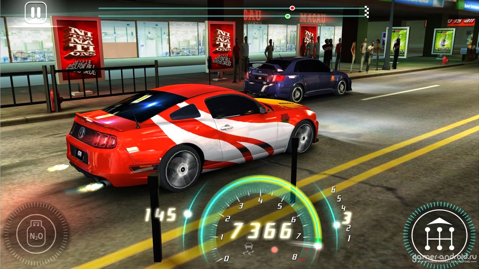 ... Nation is a racing game. But need you know that this game still beta