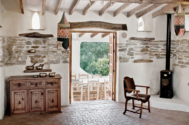 Estilo rustico casas blancas de andalucia - Fachadas de casas rusticas andaluzas ...