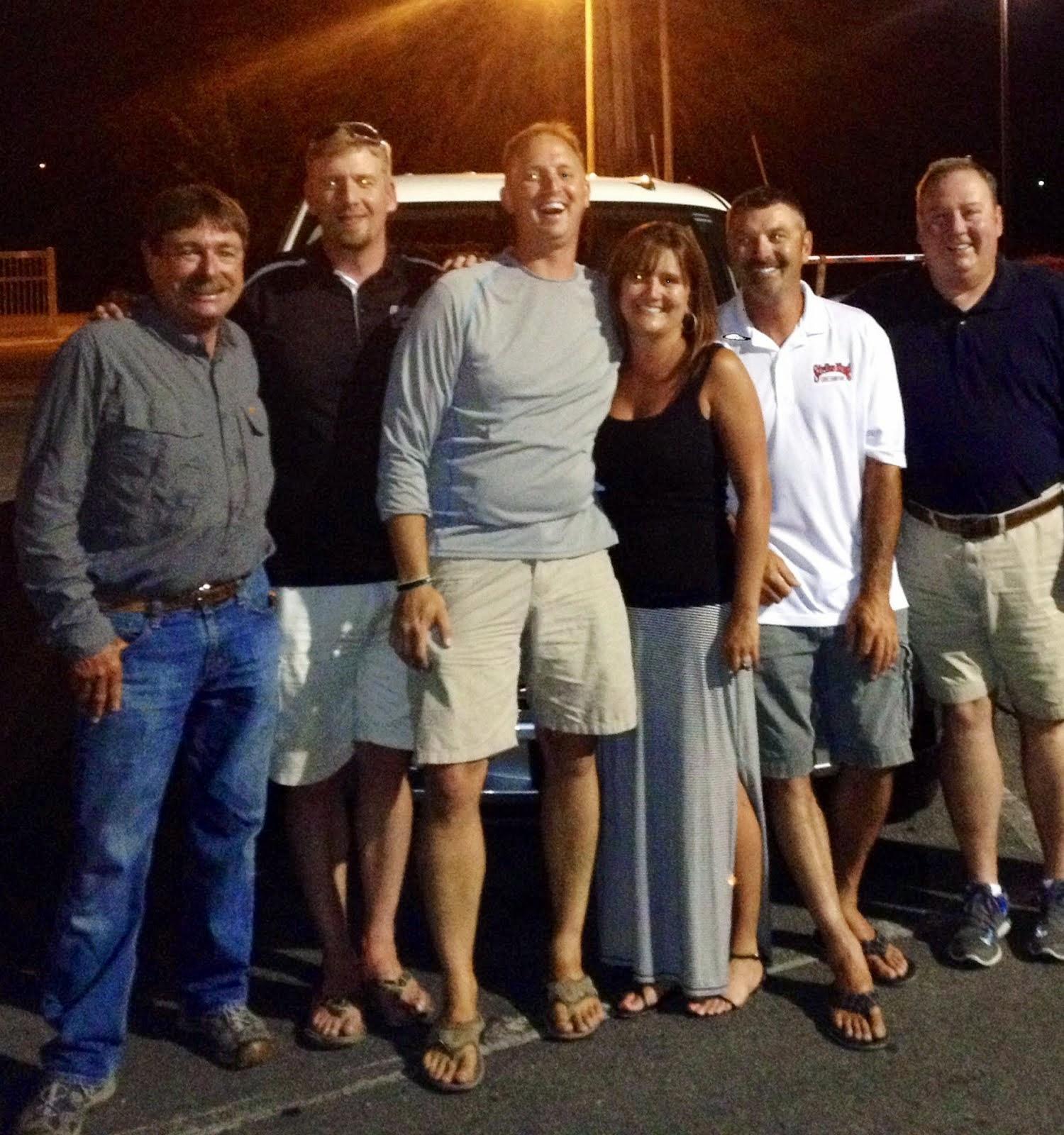 2014 T.O.C.  Kickn'  Bass Tourn - Lake Guntersville