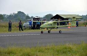 Wulung, Drone Mata - Mata Buatan Indonesia Mampu Terbang 120 Km, Bikin Dunia Geger...