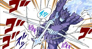 Jurus terkuat milik sasuke : Panah Indra