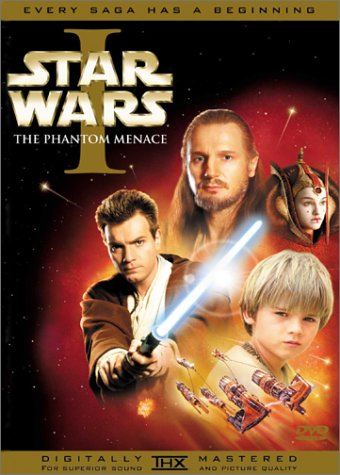 Star wars: episode 1 - the phantom menace dvd review