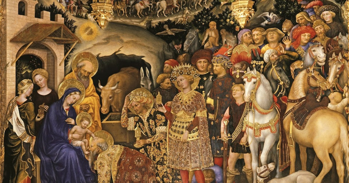 mass epiphany life is to live Epiphany and the unordinariness of  those specific celebrations of the making real of the grace of god in the lives of those who open  today's mass : missale.