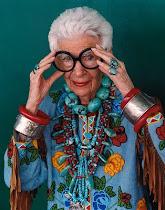 Iris Apfel (1921 - )