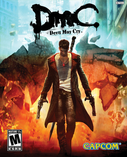 Devil May Cry front cover