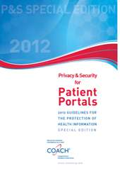 COACH special edition on patient portals