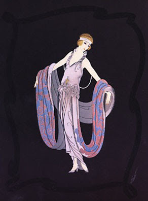 Erte Fashion Designer Biography