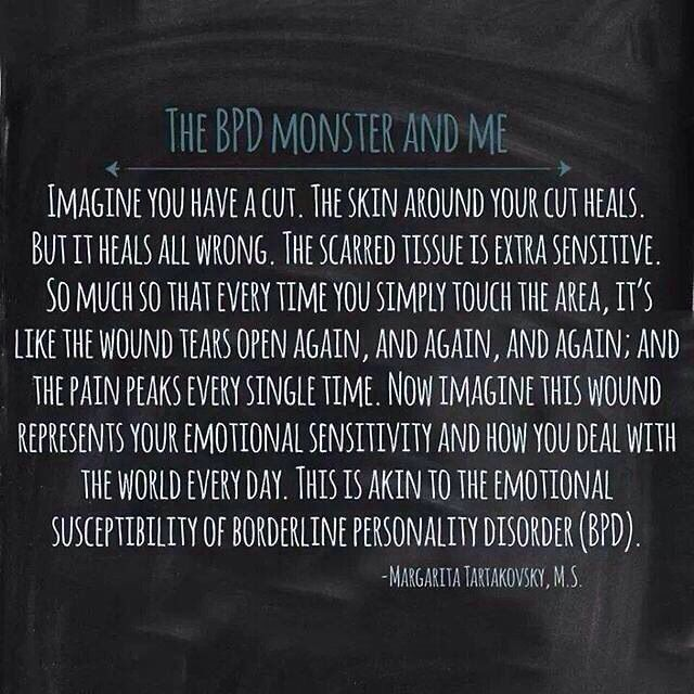 The BPD Monster