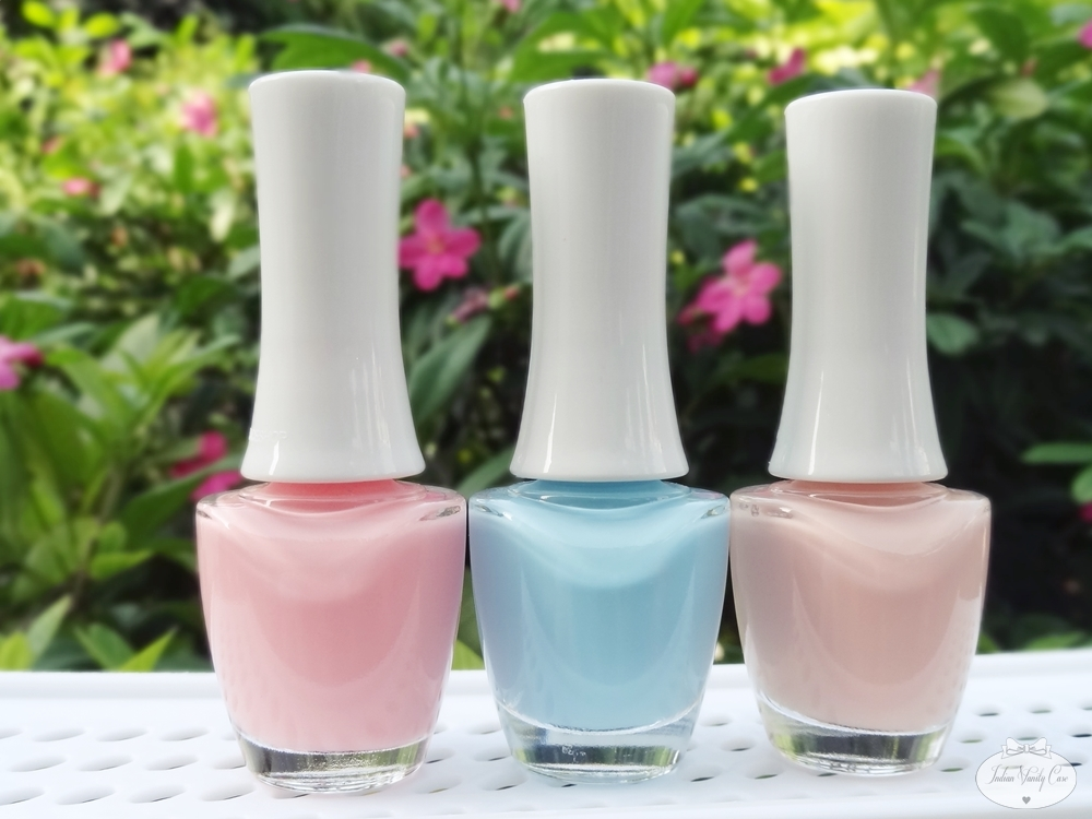 Indian Vanity Case: Bargain Pretty Summer Nail Polishes