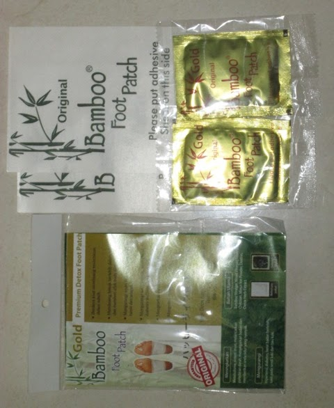 bamboo detoks foot patch, distributor bamboo foot surabaya, kantor distributor malang, 0856.4578.4363, www.ainanvision.com