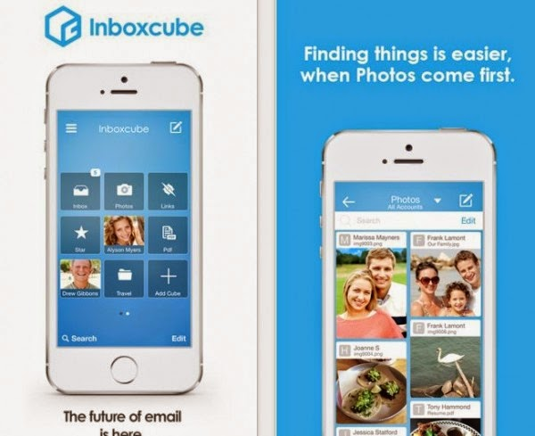 InboxCube Para iOS