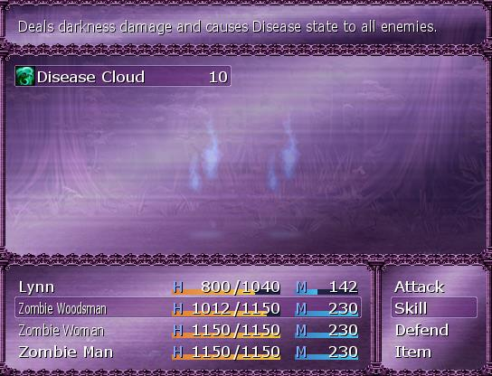 Emmerzail: RPG Maker VX Hentai Game: Debugging went well