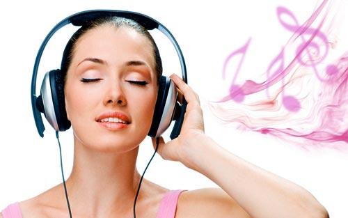 como ser feliz escuchar musica alegre