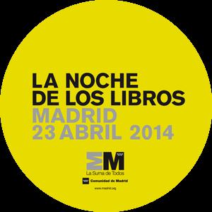 Logo La Noche de los Libros