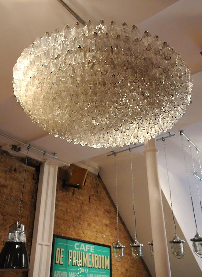 Vintage retro antique furniture venini chandelier by carlo scarpa venini chandelier by carlo scarpa aloadofball Images