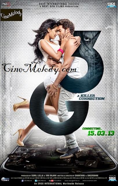 3G  Hindi Mp3 Songs Free  Download  2013