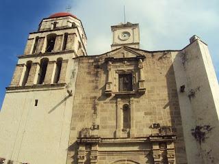 Fachada del Templo