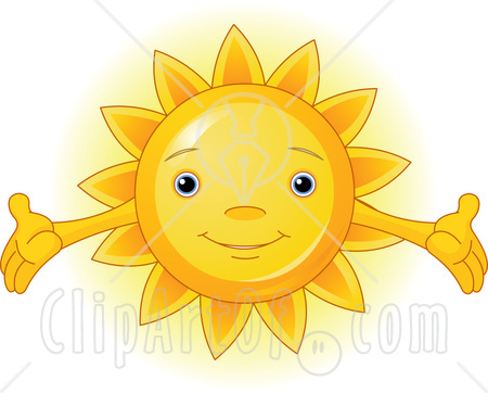 41044-Clipart-Illustration-Of-A-Cute-Sun