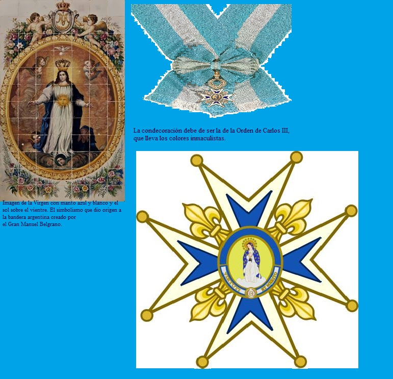 La inspiración del creador de nuestra Bandera Argentina, el General Manuel Belgrano.