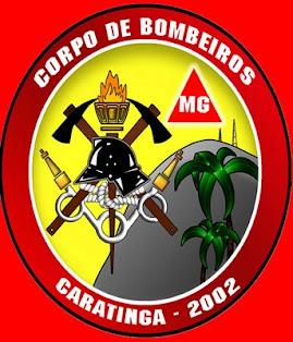 CORPO DE BOMBEIROS CARATINGA