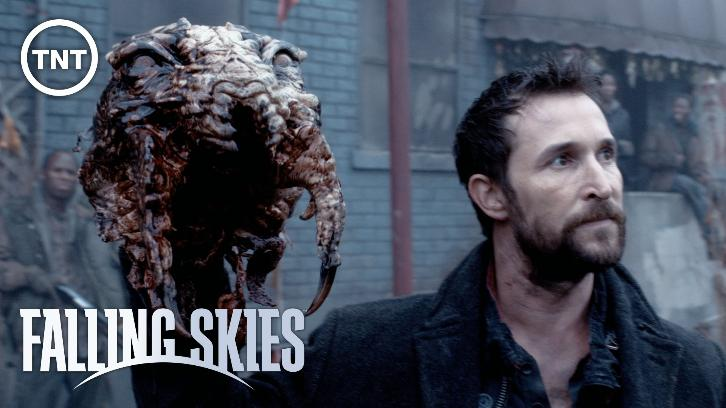 Falling Skies - Reborn (Series Finale) - Advance Preview