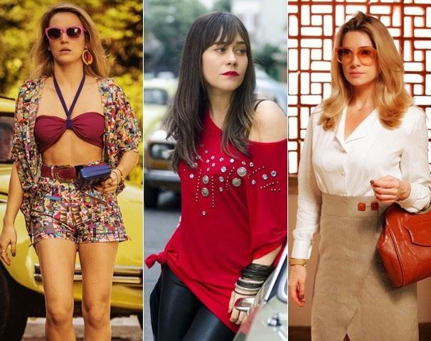 Dl emp rio da moda do hippie a discoteca as roupas de boogie oogie - Television anos 70 ...