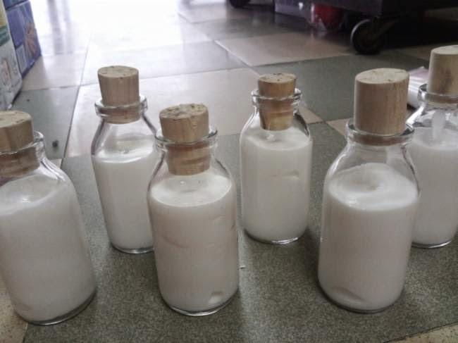 Dùng sữa non làm trắng da có thực sự hiệu quả
