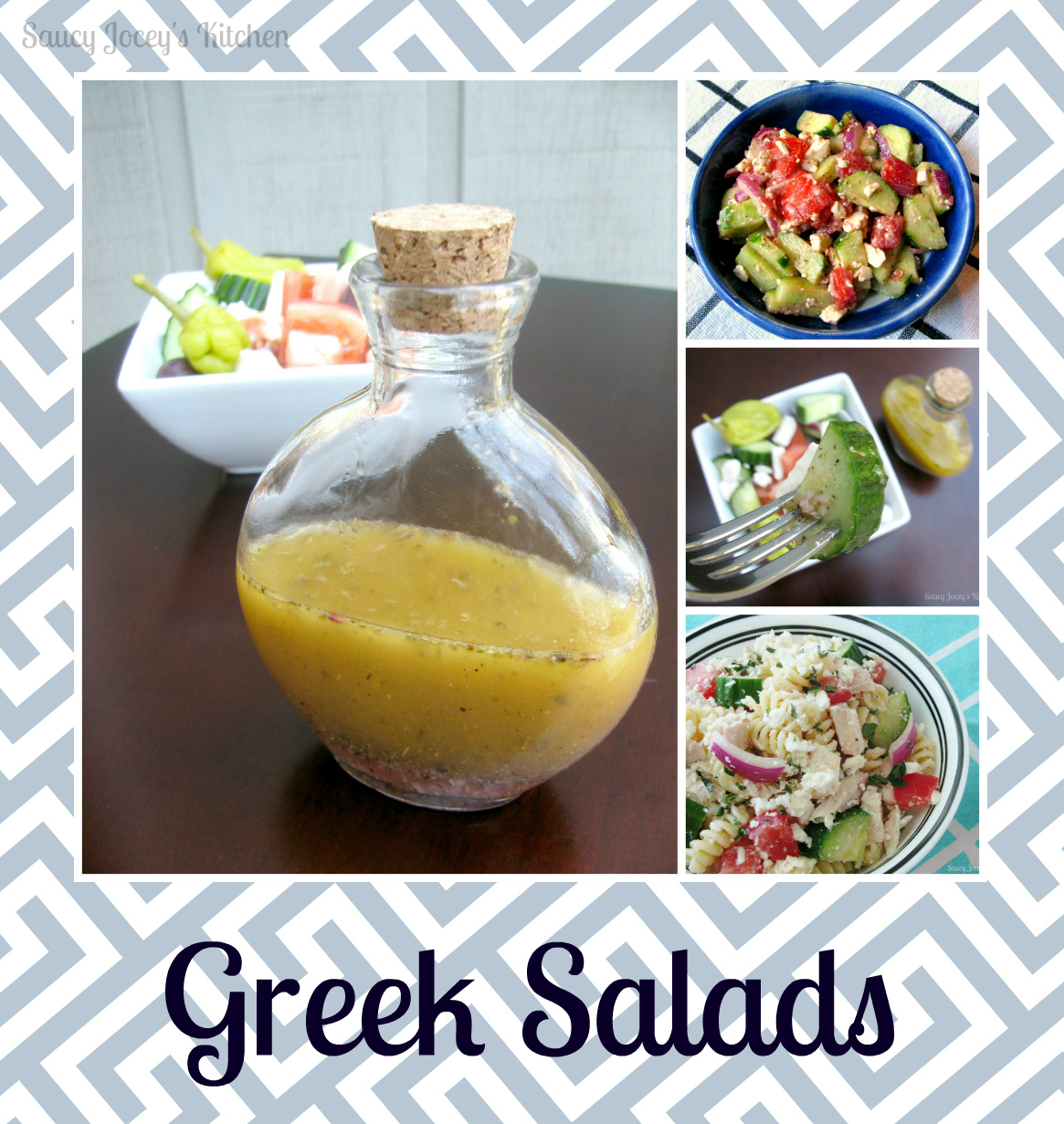 Saucy joceys kitchen 2013 to my greek culture when im cooking below are some recipes from my family some from me and there is a whole recipe book full of more to come enjoy forumfinder Choice Image