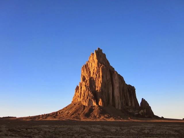 Ship Rock, New Mexico - Unbelievable Info