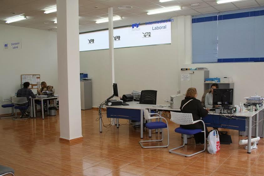 Ceheg n actualidad la comunidad inaugura en ceheg n una for Oficina sef murcia