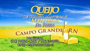 Em Campo Grande você pode consumir o melhor queijo de coalho, manteiga e manteiga da terra