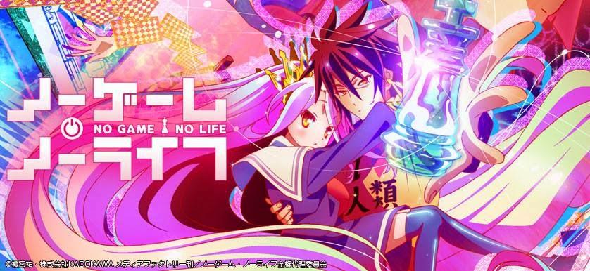 film Anime no game no life sub Indo