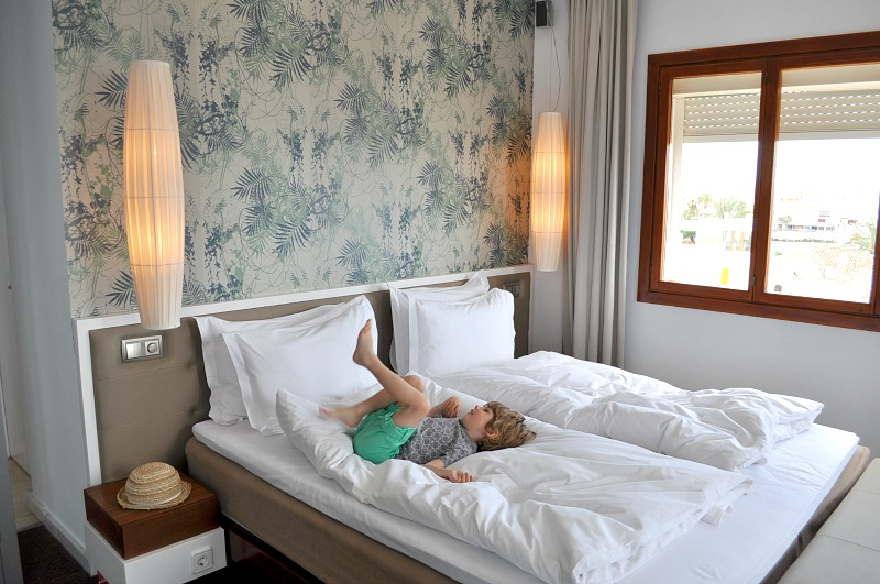 Portixol hotel room