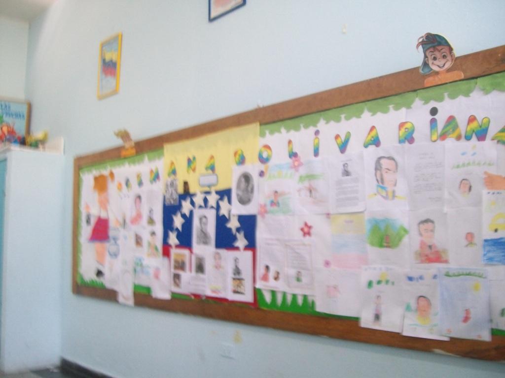 video educativo bolivariano: