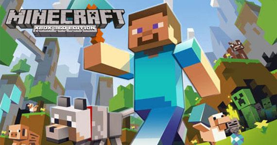 Todo Sobre Videojuegos Como Tener Minecraft Xbox 360 Gratis