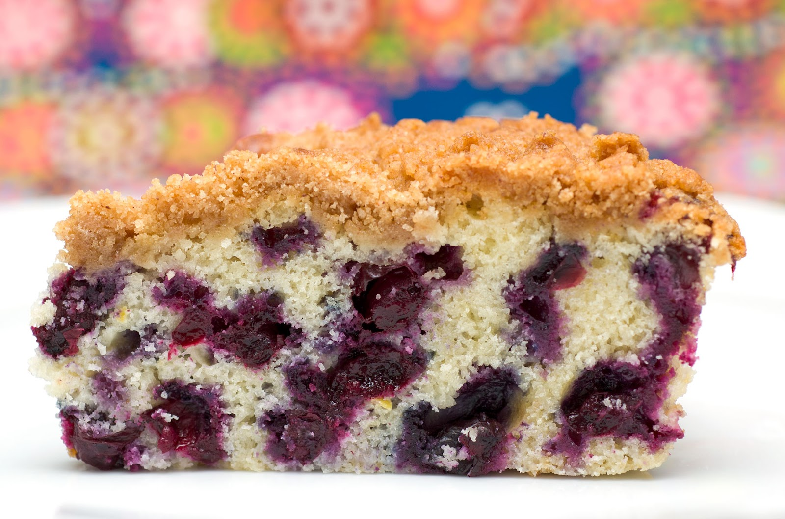 Sugar & Spice by Celeste: A Fabulous Blueberry Buckle