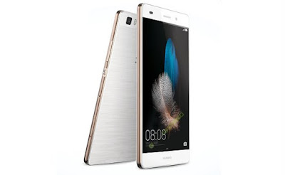 HP Android Huawei Ascend P8