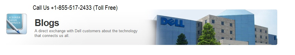 Dell Technical Support Call +1-855-517-2433 (Toll Free)